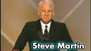 Steve Martin Opens The AFI Life Achievement Award: A Tribute To Tom Hanks