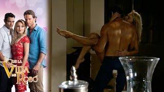 Montserrat y Alejandro se reconcilian | Lo que la vida me robo - Televisa
