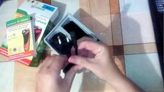 Распаковка с Розетки Электробритва НОВЫЙ ХАРЬКОВ НХ-8504 Фаворит + Blue