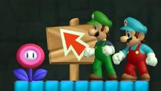 New Super Mario Bros. Wii Mario´s Wonderland - Walkthrough - #04