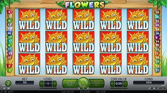 Hacking into online casino slot machine Flowers - MAX WIN