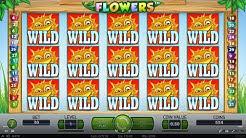 Hacking into online casino slot machine Flowers - MAX WIN