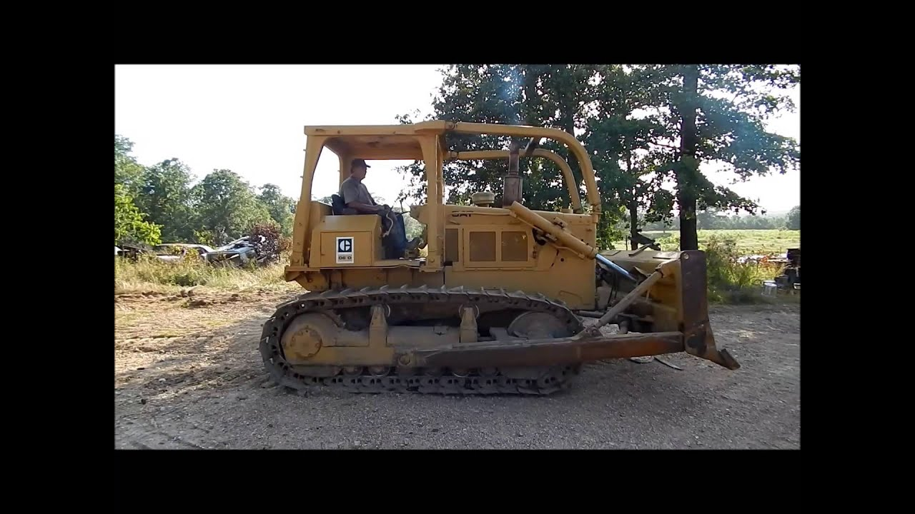 1977 Caterpillar D6D dozer for sale | sold at auction July 11, 2013