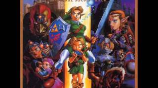 Zelda: Ocarina of Time - Requiem of Spirit Remix