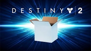 Destiny 2 Unboxing - First Glimpse At Gameplay May 18th