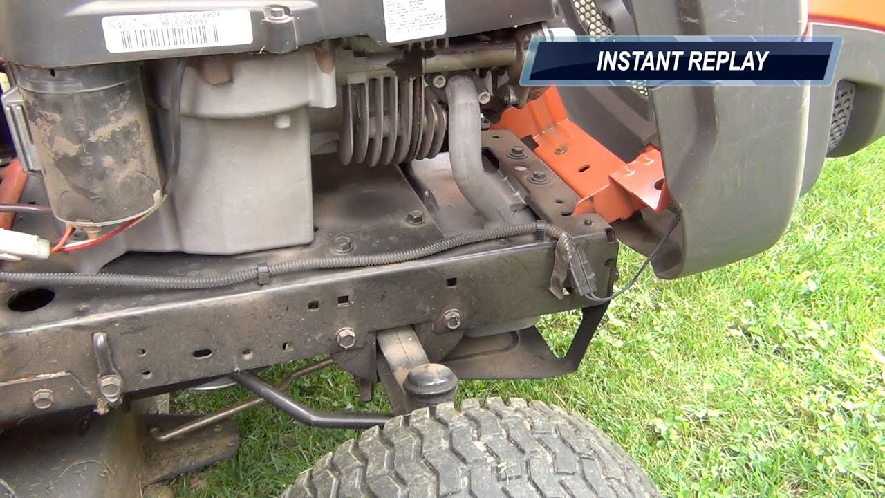 Kohler Engine Backfire