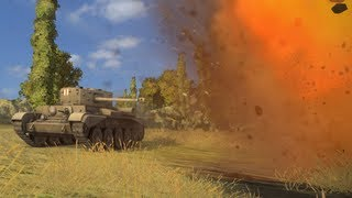 ◀World of Tanks - Killer Cromwell