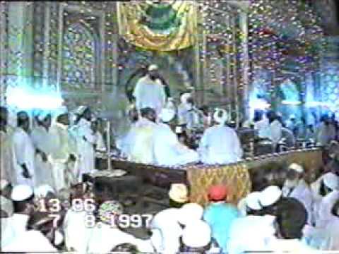 MUFTI ABDUL RAHEEM SIKANDARI SPECIAL 3 HOURS BAYAN AT TAJ MASJID MORO 1997 PART 10.flv