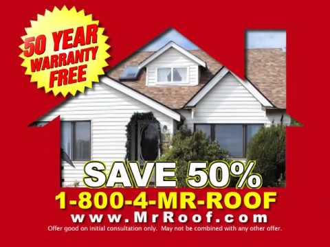 Mr. Roof   Big Brown Blowout Sale