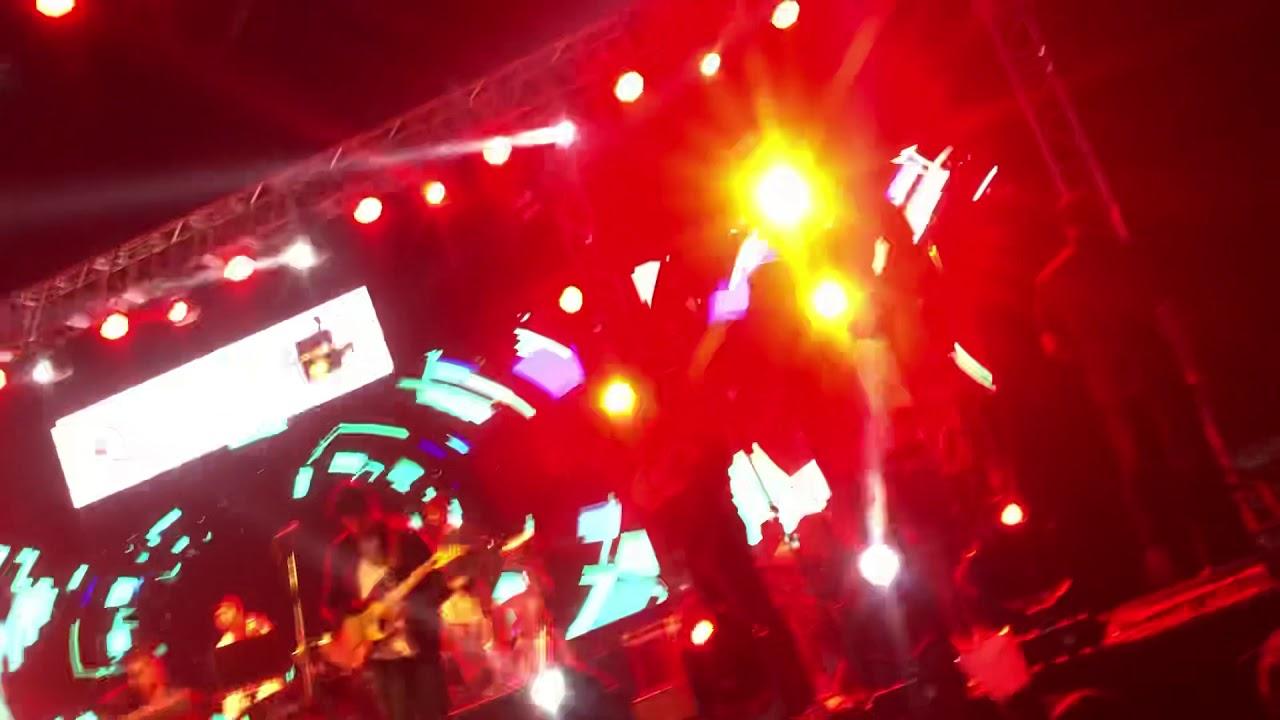 Neha Kakkar live performance Hyderabad Gachibowli