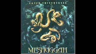 Watch Meshuggah Entrapment video