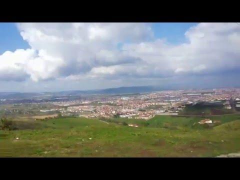 تركيا -جوله في محافظة سكاريا الجزء الاول  Turkey /sakarya/part 1