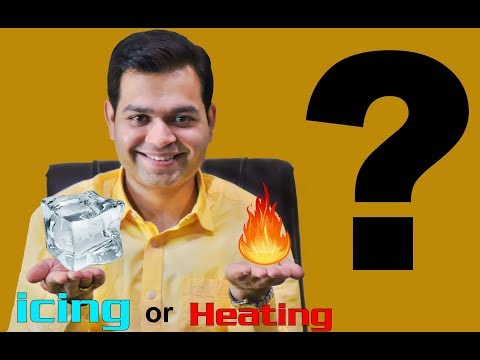Which is best: ICING or HEATINGNo more confusion | Ice therapy or Heat therapy kab use kare-