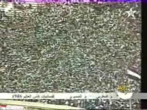 Maroc - Égypte : 2-0 | Elim WC 1986 (1985-07-28)