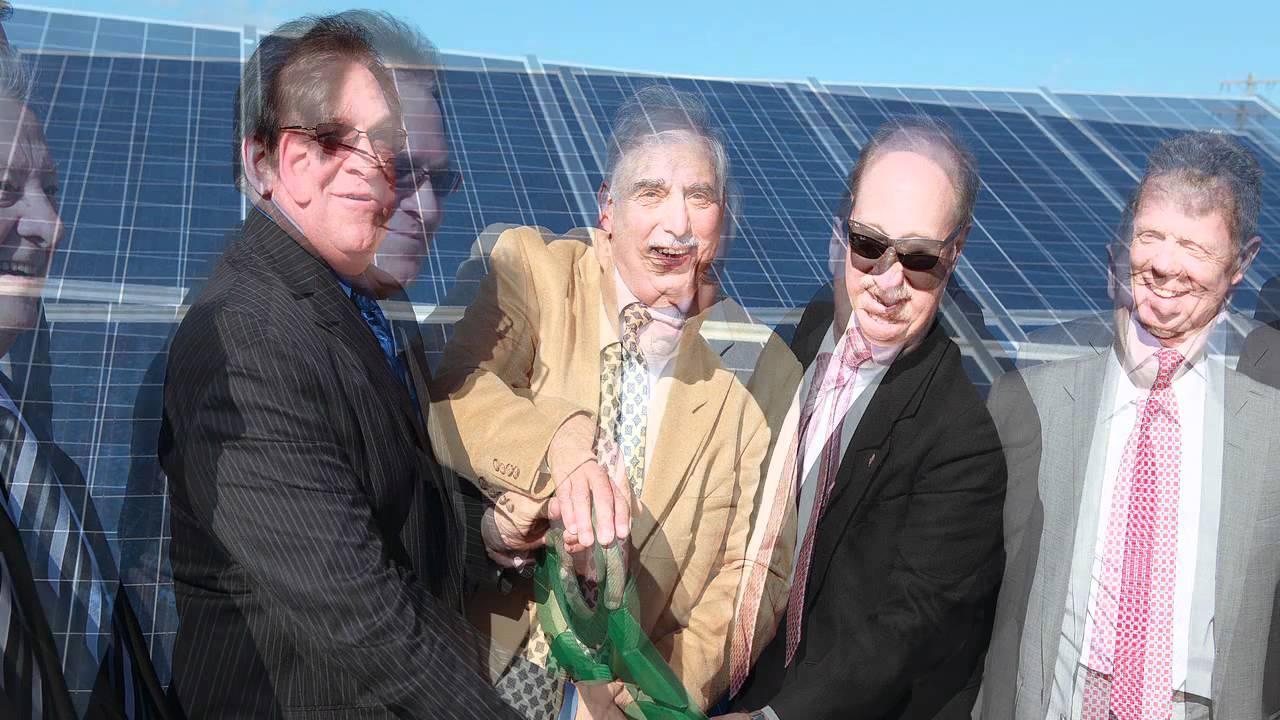 Vineland Solar Ribbon Cutting