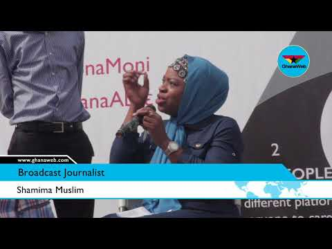 Executive arm of government is our surest bet of transforming Ghana - Shamima Muslim