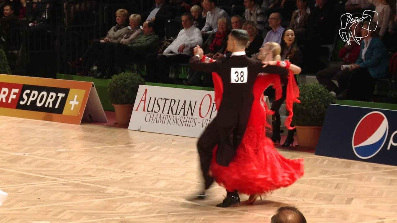 Vodicar - Bychkova, SLO | 2013 World Ten Dance R2 Q