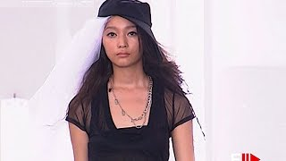 Y 3 Spring Summer 2009 New York   Fashion Channel