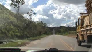 Estrada pra Ouro verde de Goias