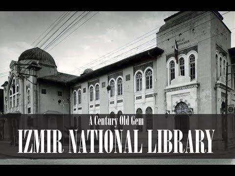 A Century Old Gem: Izmir National Library (Documentary) - İzmir Milli Kütüphane Belgeseli