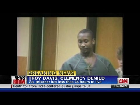 Troy Davis 'out of options'