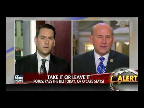 Louie Gohmert: GOP Leadership 'LIED' to Trump About Obamacare Repeal