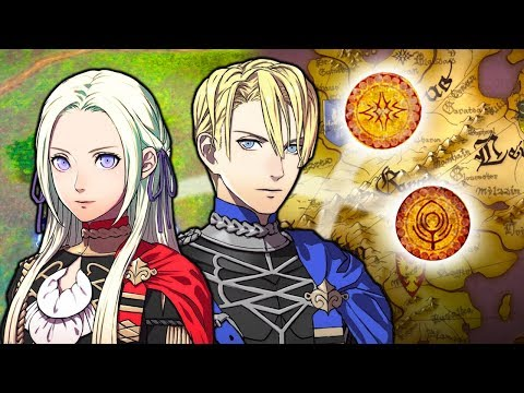 Fire Emblem: Three Houses Full Trailer Analysis & Breakdown (FE16)