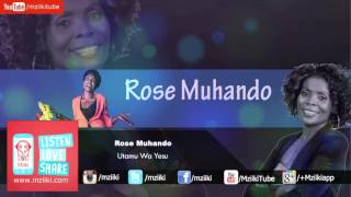 Utamu Wa Yesu | Rose Muhando | Official Audio