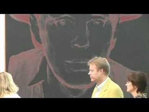 Warhol, Rauschenberg, Lichtenstein, Twombly, Kiefer