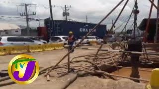 TVJ News: Business Compensation   Road Construction - March 18 2019 thumbnail
