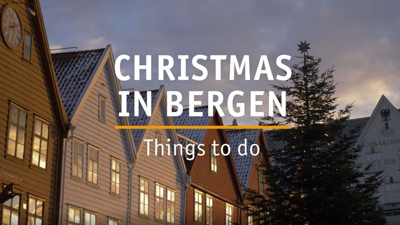 Thumbnail: Christmas in Bergen, Norway