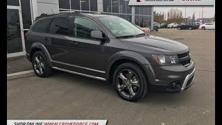 2015 Dodge Journey Crossroad| DVD Player| Third Row Seating| Grove Dodge|