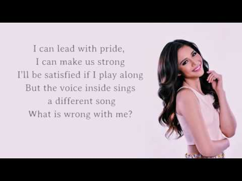 Disney's Moana  How Far I'll Go   Lyrics  Janella Salvador