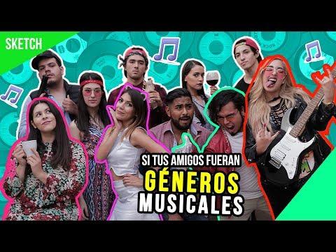 SI TUS AMIGOS FUERAN GENEROS MUSICALES   Take Uno Tv