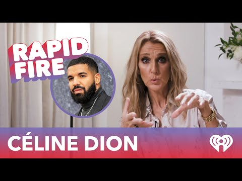Céline Dion's Plea for Drake not to tattoo her face on himself!