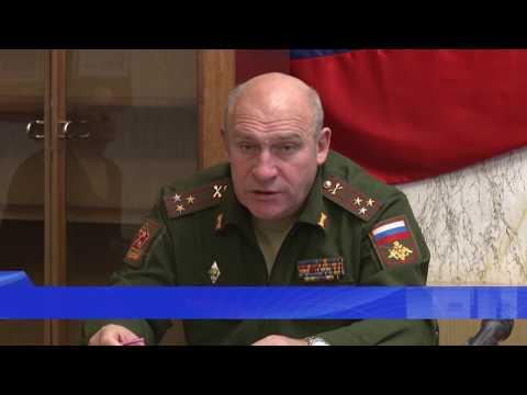 В Смоленске стартовал осенний призыв