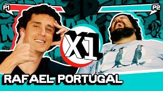 Vídeo - X1 | Rafael Portugal