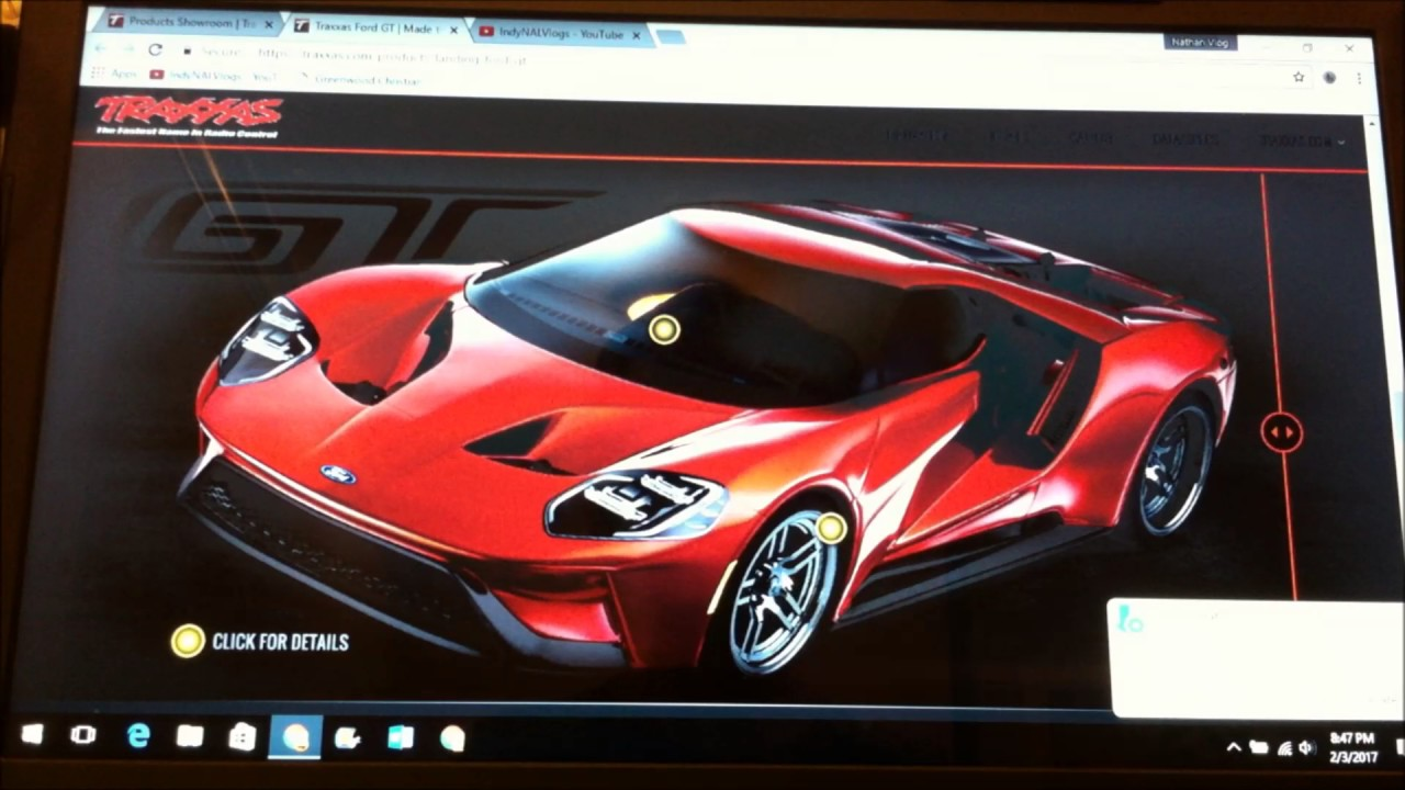 traxxas ford gt a preview of my rc future youtube. Black Bedroom Furniture Sets. Home Design Ideas