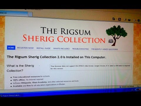The Sherig Collection, BBS TV English News (September 4, 2013)