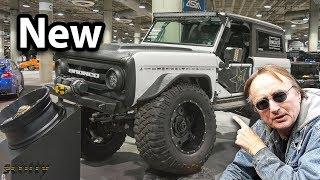 видео Автомобили Ford Bronco: продажа и цены