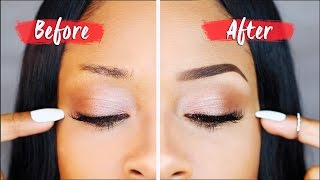 bomb brows how to get perfect eyebrows