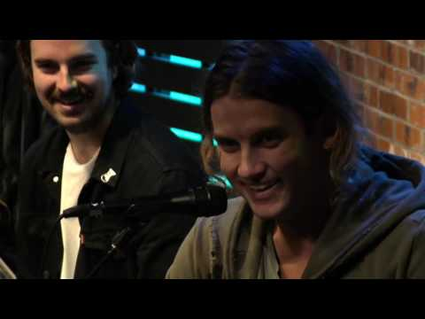 "Judah And The Lion Interview - ""Sweden/What They Listen To"""