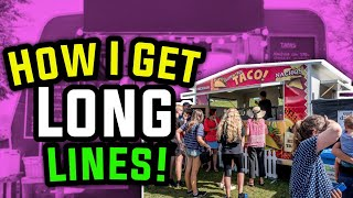 Get Lines 50 People Deep at Your Food Concessions Business!!!!