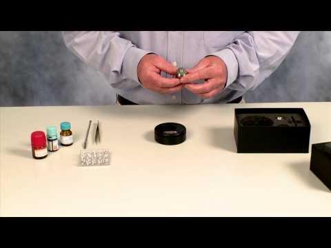 Tzero Powder Sample Preparation Kit