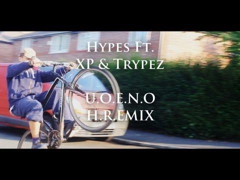 No Mics Needed   Hypes Ft. Xp & Trypez - U.O.E.N.O - H.R.EMIX [Music Video]