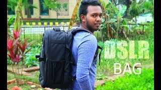 Cosmus Dslr Bag Unboxing And Overview ( Best Under 1700 rs )