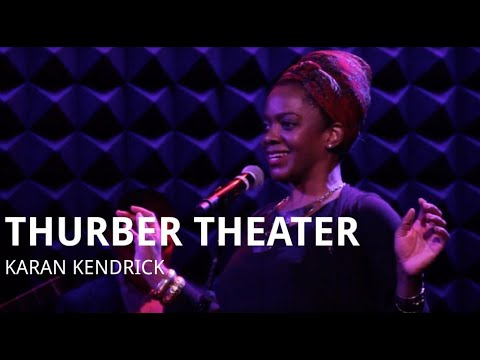 THURBER THEATER 'That Love' from the musical 'Goddess'