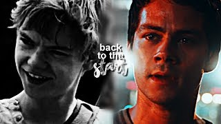 Newt & Thomas | Going back to the start. [Goodbye Newtmas!]