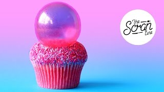 One of The Scran Line's most viewed videos: BUBBLEPOP ELECTRIC CUPCAKES + EXCITING NEWS!- The Scran Line