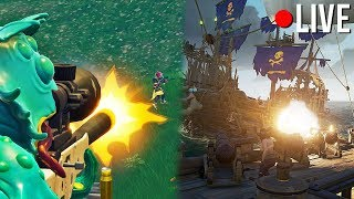 Bit Fortnite, little Sea of Thieves [New Patch] (Game Mister Livestream 03-08-2018)